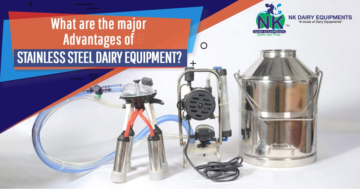 Stainless Steel Dairy Equipment