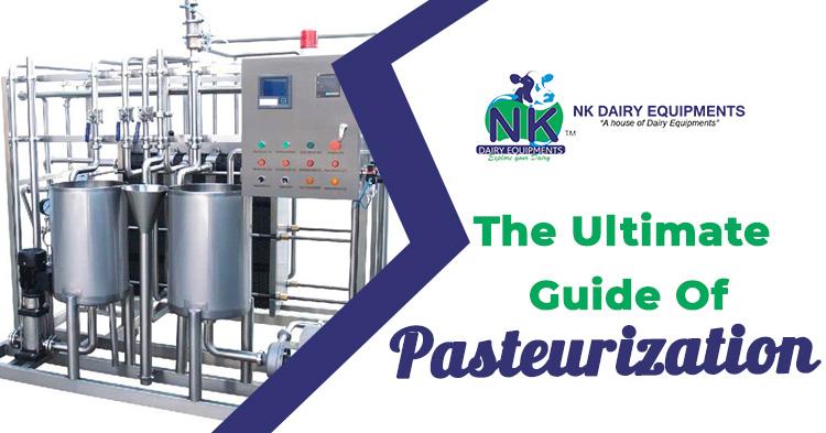 Ultra Pasteurization process